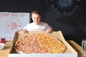 Super eater Kyle Gibson will appear in a new Channel 4 documentary on competitive eating.