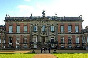 The West Front of Wentworth Woodhouse