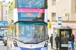 First Bus services are changing in July.