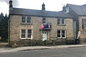 Brook Cottage, at 26 Matlock Green, is up for auction in Derby on Thursday, July 25.