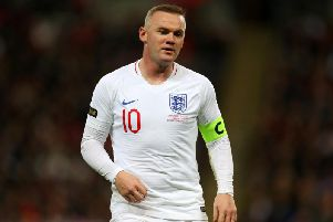 Wayne Rooney looks set to join Derby County in January.