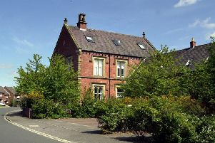 The old Ripon Station is now flats