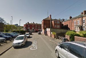 Gathorne Street, Chapeltown - where the business is located. (Pic: Google)