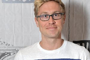 Russell Howard is playing Leeds and Sheffield next weekend.