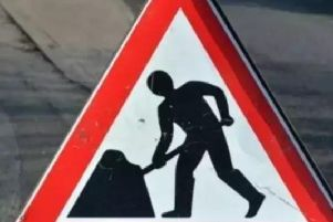 Roadworks planned for M58