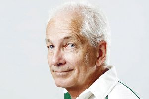 On The Front Foot: Former England cricket captain David Gower is heading to Cleckheaton.