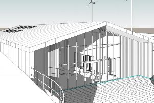 A Derbyshire youth centre wants to build glamping pods, log cabins and modern events building