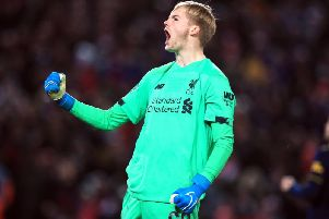Liverpool goalkeeper Caoimhin Kelleher has been linked with a loan move to Preston North End