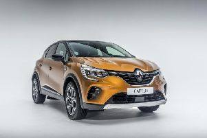 The new Captur