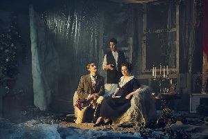 Opera Norths The Marriage of Figaro at Leeds Grand Theatre on Saturday. Photo: Guy Farrow