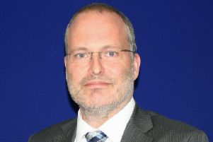 Ian Mann, the CEO of ECSC, the Bradford-based provider of cyber security services.