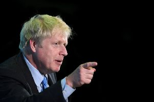 Boris Johnson's leadership campaign has been characterised by evasiveness.