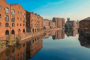 The weather in Leeds is set to be mostly bright on Friday 23 August, with bright skies and warmer temperatures