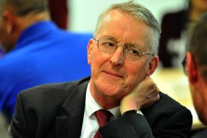 Hilary Benn MP. Photo: JPI Media