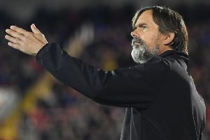 Phillip Cocu was disappointed by Saturday's defeat.