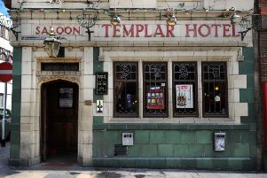 Templar Hotel was granted heritage status last year
