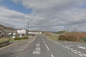 A man has died after falling from an elevated skylift in Lancaster near Lancaster Business Park. (Credit: Google)