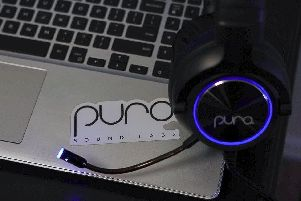 PuroGamer headphones