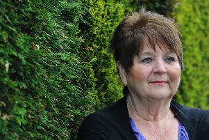 Date:15th May 2013.'Playwriter Janet Shaw, of Wakefield, who has written a play called 'Behind Closed Doors' for a production at Wakefield Theatre Royal.