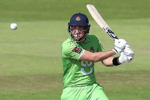 Liam Livingstone returns from injury to lead Lancashire on Finals Day