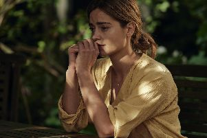 Jenna Coleman stars in The Cry.