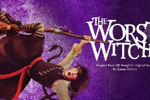 The Worst Witch at Sheffield Lyceum Theatre from January 29 to February 2.