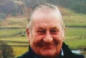 Peter Jewell, 66, was last seen in Egremont, Cumbria on February 11 at 9.30am. He is believed to have links to Preston.