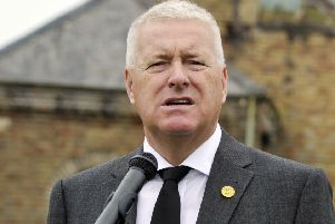 Ian Lavery MP Picture by Jane Coltman