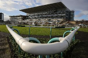 Doncaster Racecourse. Photo by Christopher Furlong/Getty Images