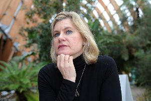 Justine Greening is among dozens of MPs who have expressed concerns about the loan charge. Picture Scott Merrylees