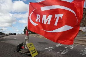 The RMT is preparing to ballot for national strike action