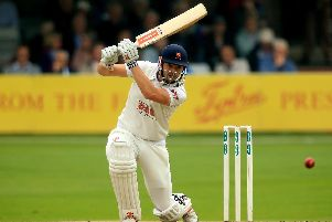 Nick Browne was in fine form for Essex at Trent Bridge.