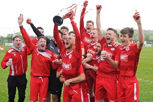 Longridge Town start life in the former North West Counties League top flight after winning the First Division North
