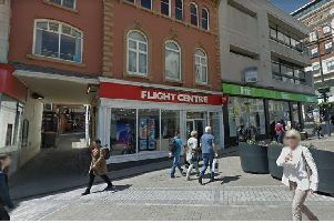 Assistant manager James Morris carried out 18,000 deception at Flight Centre, Briggate, Leeds