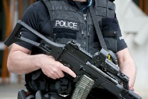 There are more armed police officers in Northumbria than ever before