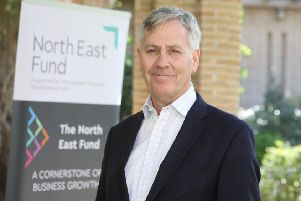 Andrew Mitchell, CEO of The North East Fund Limited.