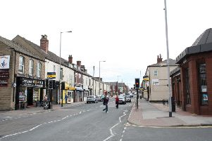 The man committed 30 thefts in Featherstone between July and October last year.