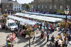 Alnwick Food Festival and events like it in Northumberland will be charged for services like road closures and rubbish collection from June 1.
