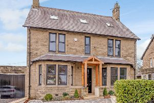 A house in Kings Avenue, Morpeth, that can be viewed on the Open House Day.