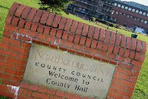 Northumberland County Council. Picture by Jane Coltman