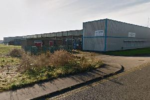 The burglary happened at an electrical sub-station in Skerne Road, Hartlepool. Pic: Google Maps.