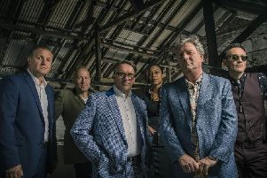 Squeeze, and special guests Heaven 17, come to the Baths Hall this autumn