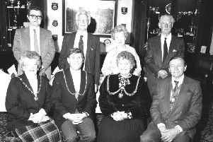 Image of yesteryear, if you recognise any of those pictured, please get in touch and let us know.
