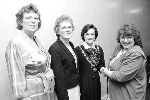 Image of yesteryear, from 1989, if you recognise any of those pictured, please get in touch and let us know.