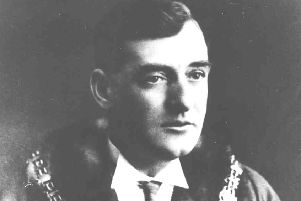 Acc 15769 J P McArdle Wallsend Mayor