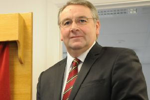 Alan Campbell MP.