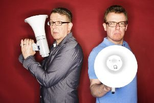 The Proclaimers, who will be performing at this year's Mouth of the Tyne Festival. Picture by Murdo MacLeod.