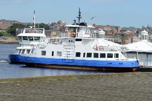 The Shields Ferry service will be suspended for a week for essential maintenance work on the South Shields landing.