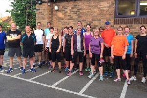 Fwd: Tadcaster Harriers Run and Talk