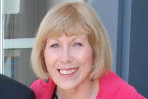 Linda Arkley, who is bidding to be the Conservative North of Tyne mayoral candidate.